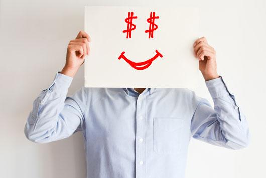 Фінансова підмога «до зарплати» від компанії Грошик