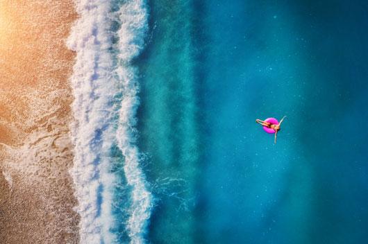 Літо в Україні! Морські курорти з хорошим сервісом